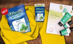 Ricola verlost drei Aromatherapie-Sets von Primavera