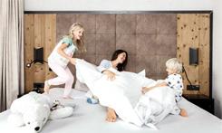 Atme durch mit deiner Familie – im Oberjoch-Familux Resort