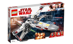 LEGO X-Wing Starfighter™ rast durch die Galaxie