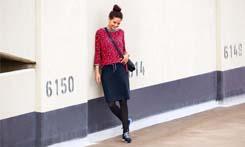 Tchibo verlost ein stylisches Damen-Outfit!