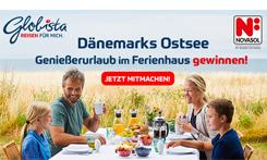 Gewinnen Sie einen Urlaub im Ferienhaus an der dänischen Ostsee!