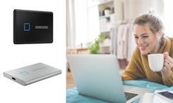 Sicher und schnell – der neue externe Speicher von Samsung