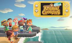 Gewinnen Sie eine Nintendo Switch Lite und Animal Crossing: New Horizons