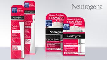 1 von 15 Neutrogena® Cellular Boost Sets gewinnen!
