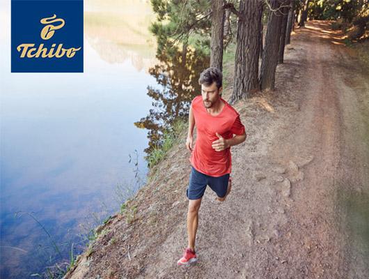 Starten Sie sportlich durch mit der neuen Sportmode-Kollektion von Tchibo!
