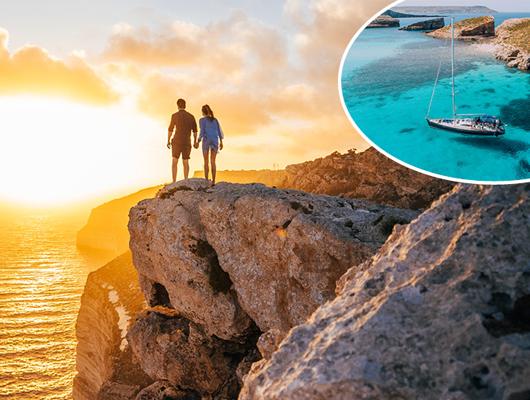Gewinnen Sie eine Reise nach Malta!