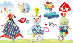 Ein Kuschel-Spiel-Set für Babys: Knallbunt und voller Überraschungen!
