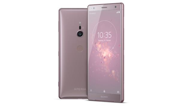 Xperia XZ2 von Sony: Entertainment für alle Sinne