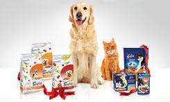 Liebe fürs Leben verlost Katzen- und Hundefutterpakete