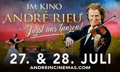 Erleben Sie André Rieus Maastricht-Konzert 2019!