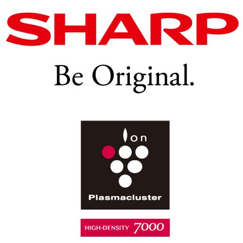 Sharp Luftreiniger mit Befeuchtungsfunktion zu gewinnen! - Sponsor image