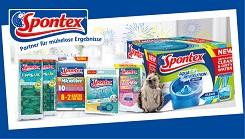 Mit Spontex Mosaik ein Putzpaket gewinnen