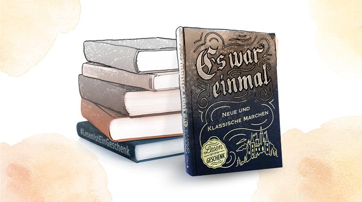 Bücherschatz für Kinder zu gewinnen