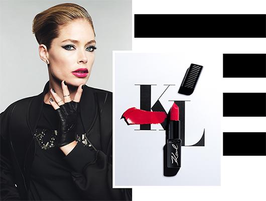 Gewinne die KARL X L'ORÉAL PARIS Make-up Kollektion