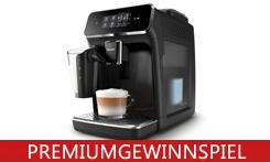 Gönnen Sie sich Genussmomente mit dem Philips Kaffeevollautomaten LatteGo!