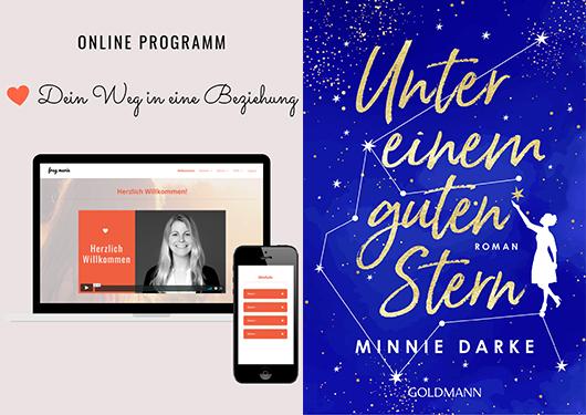 """Gewinnen Sie tolle Preise zum Buch-Release von """"Unter einem guten Stern""""!"""
