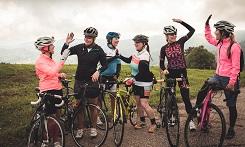 Women's Cycling Camp in Füssen – Teilnahme für 2 Freundinnen zu verlosen