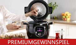 Krups Cook4Me+ Connect und Stabmixer Perfect Mix zu gewinnen!