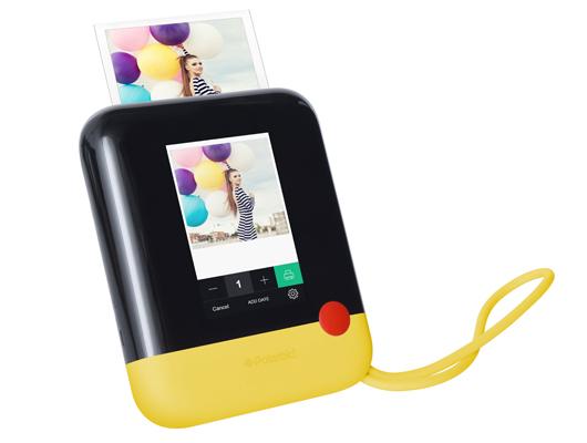 Polaroid Pop Sofortbildkamera gewinnen!