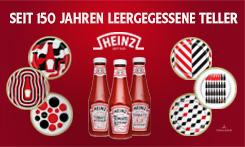 Gewinnen Sie ein Heinz Jubiläums-Set!