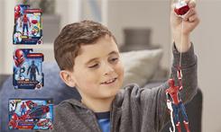 Gewinne eine private Kinovorstellung und Spider-Man Spielzeugpakete von Hasbro!